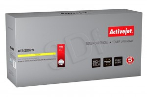 Toner ActiveJet ATB-230YN Yellow do drukarki Brother - zamiennik TN230Y