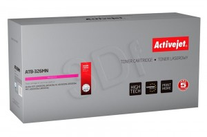 Toner ActiveJet ATB-326MN Magenta do drukarki Brother - zamiennik TN326M
