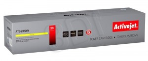Toner ActiveJet ATB-245YN Yellow do drukarki Brother - zamiennik TN245Y