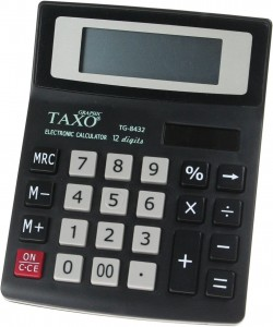 Kalkulator Taxo Graphic TG-8432
