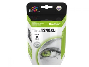 Tusz TB Print TBB-LC1240XLB czarny do Brother LC1240BK